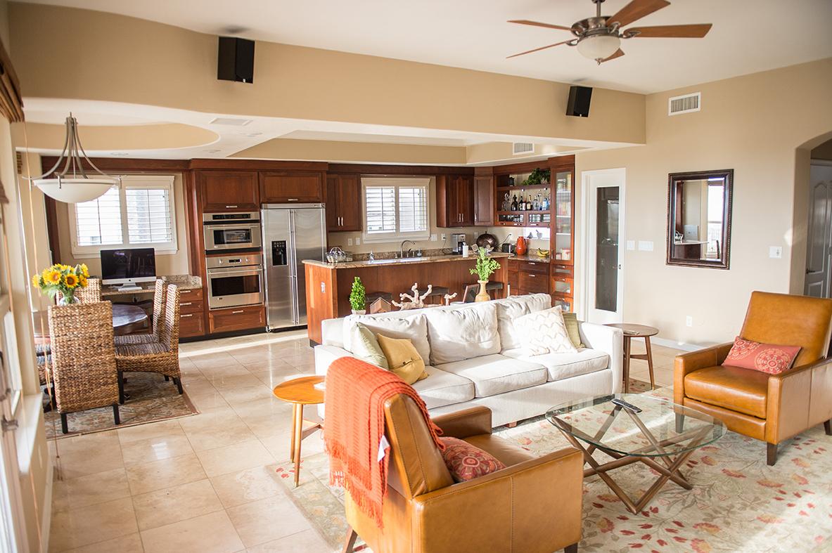 Franklin Hills El Paso TX Carravagio Great Room 3