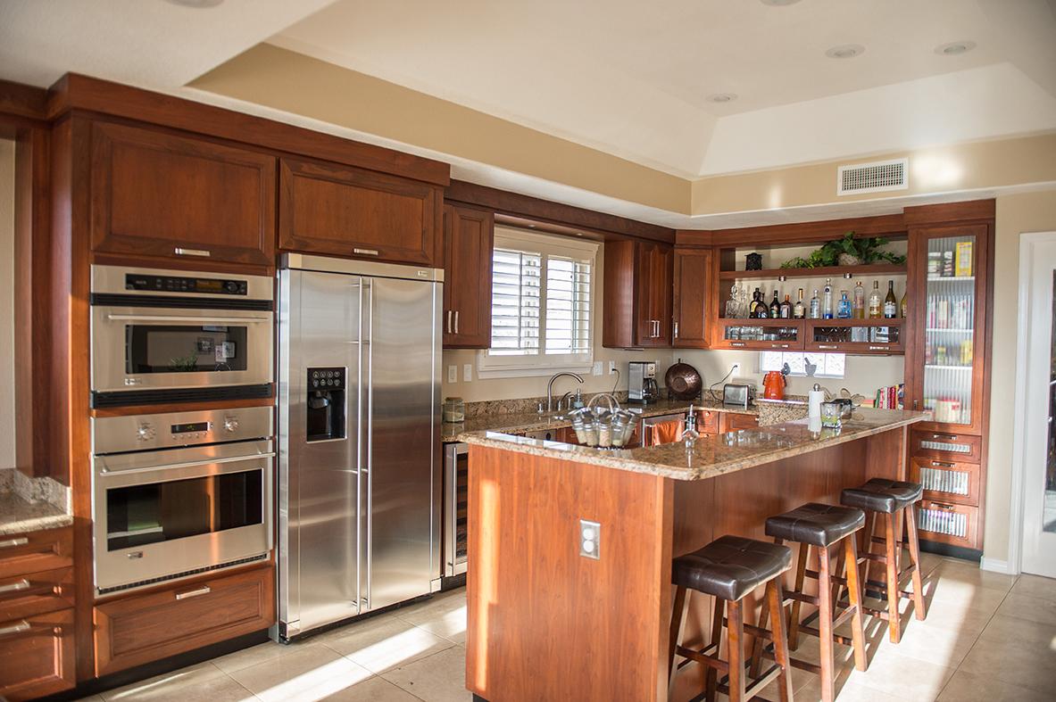 Franklin Hills El Paso TX Carravagio Kitchen