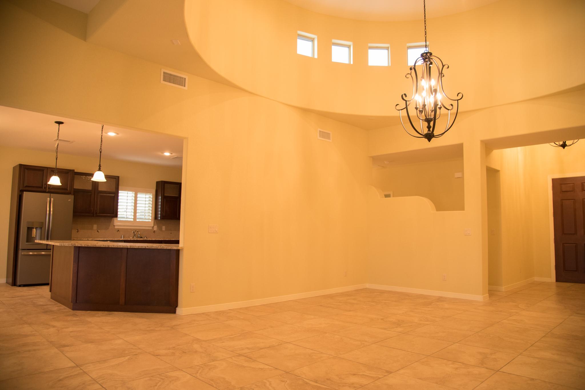 Haciendas del Rio El Paso TX Morgia II Living Room 3