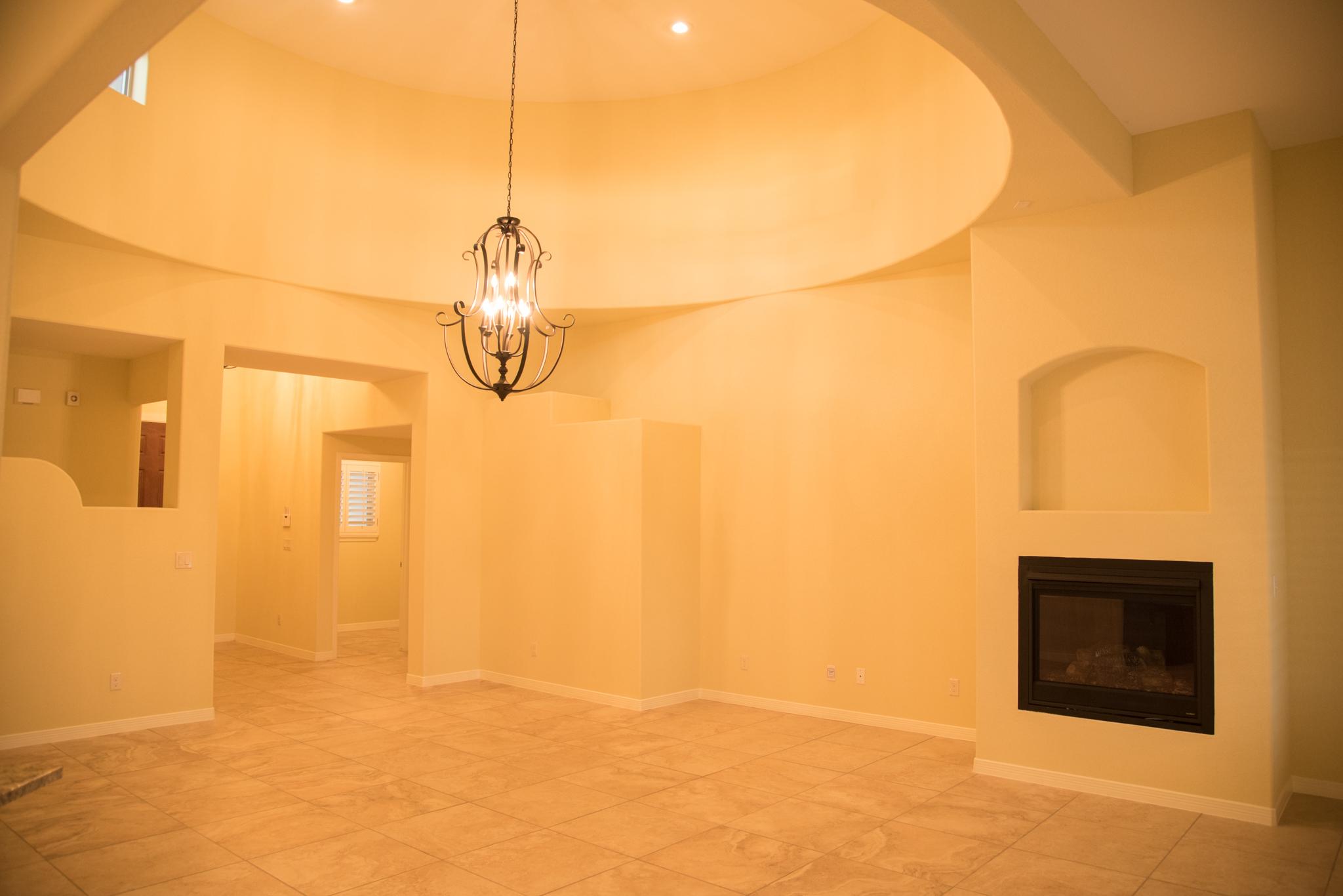Haciendas del Rio El Paso TX Morgia II Living Room 2