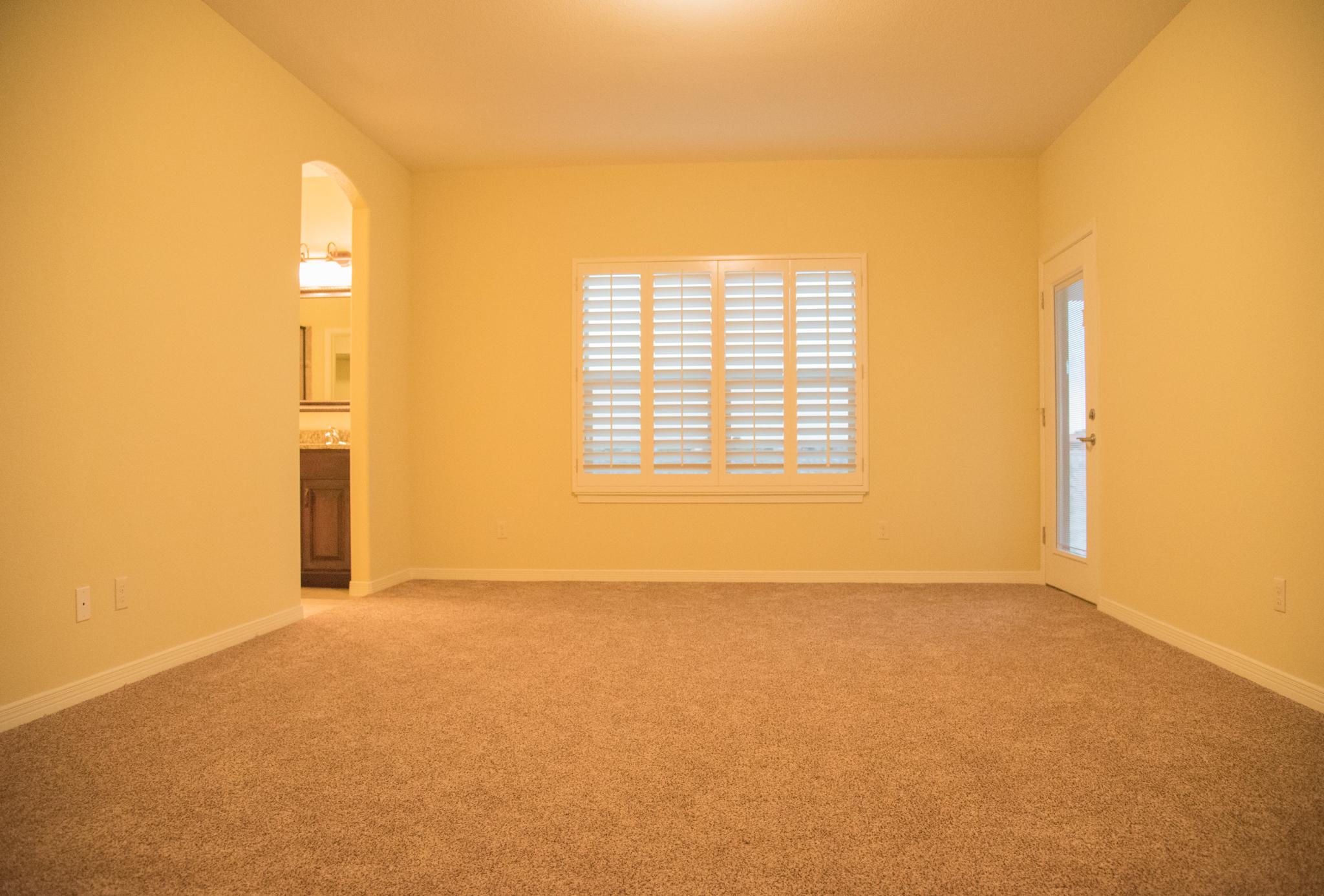 Haciendas del Rio El Paso TX Morgia II Master Bedroom