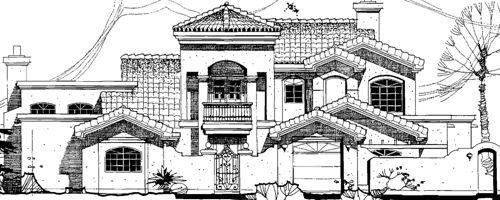 Padilla Homes 5+ Bedroom El Paso Homes Floor Plans