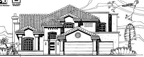 New home builders el paso tx 5 bedroom floor plans for New construction el paso tx