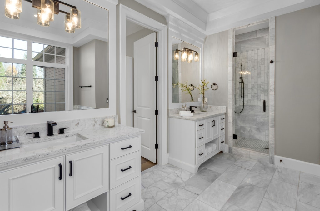 Modern Bathroom Ideas For Your New Construction Home Padilla Homes